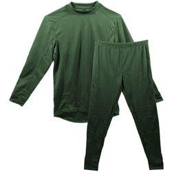 Komplet spodky a triko funkční EXTREME komplet ZELENÉ