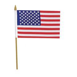 ROTHCO Vlajka na tyčce US