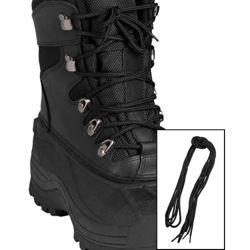 MIL-TEC Tkaničky do bot 140cm ČERNÉ