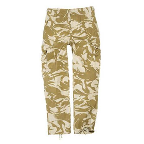 MIL-TEC Kalhoty US BDU polní CZ vz.95 DESERT