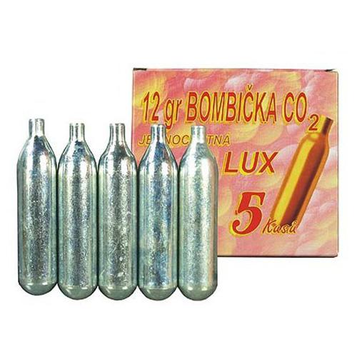 Bombièky CO2 12g 5ks /krabièka/ - zvìtšit obrázek