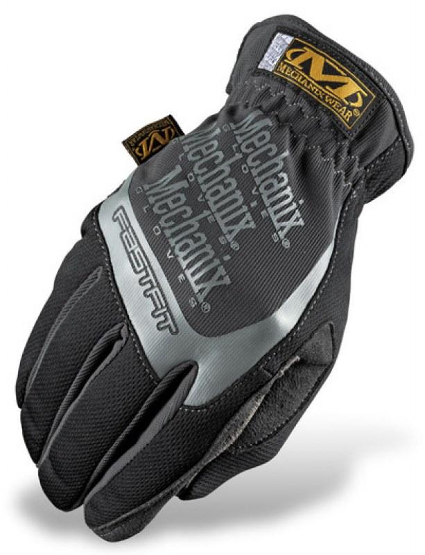 Mechanix Wear FastFit èerné - rukavice - zvìtšit obrázek
