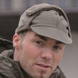 armáda Německá Čepice s kšiltem BW zimní OLIV