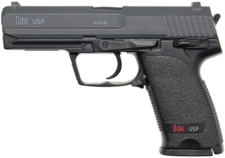 Airsoft Pistole H K USP ASG