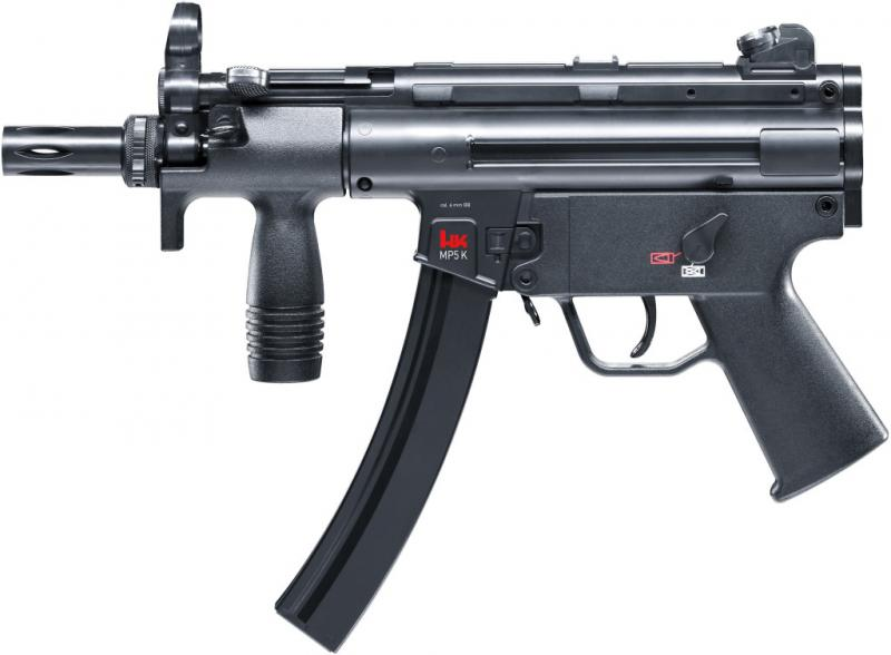 Airsoft samopal Heckler Koch MP5 K AGCO2