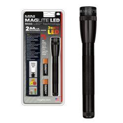 MAGLITE Svítilna LED 2-CELL MINI MAGLITE ČERNÁ