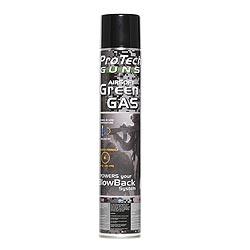 Plyn do airsoftové zbraně GREEN GAS PRO TECH 750 ml