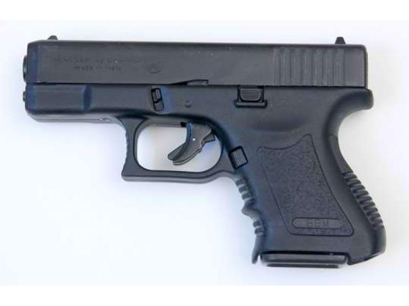 Plynová pistole Bruni miniGap 9mm Knall èerná - zvìtšit obrázek