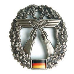 Odznak BW na baret Luftwaffen-Sicherungstruppe - zvìtšit obrázek