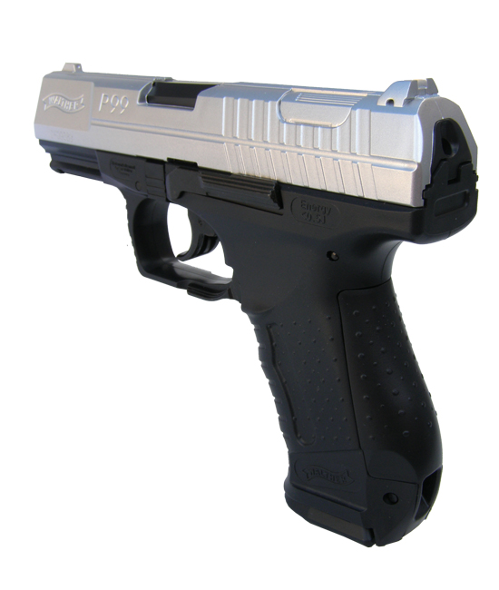 Airsoft Pistole Walther P99 bicolor ASG