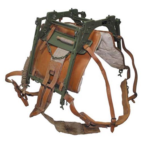 Army Sedlo pro koně na výstroj