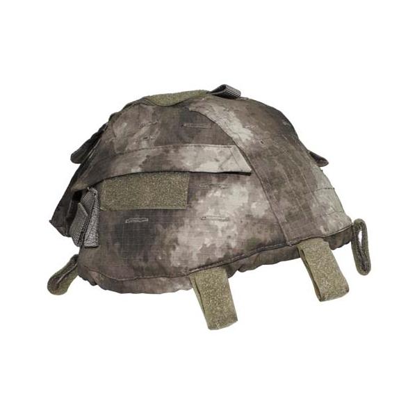 MFH Potah na helmu MFH HDT-camo