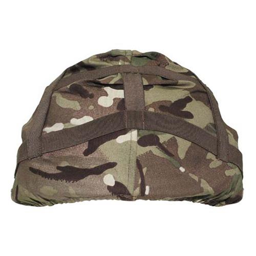 armáda Britská Potah na bojovou helmu britský MTP tarn nový