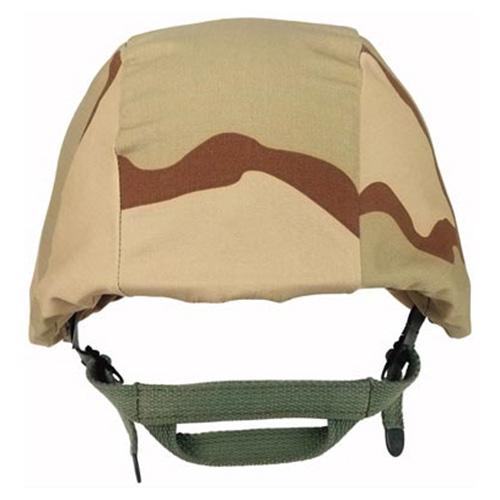 armáda U.S. Potah na helmu US PASGT 3-COL DESERT