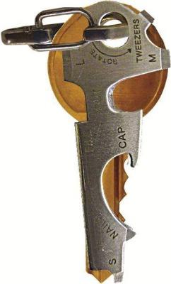True Utility - Key Tool - Multifunèkní pøívìšek na klíèe