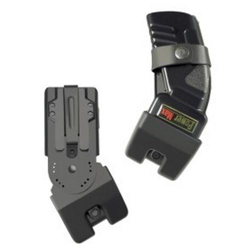ESP Pouzdro na paralyzér POWER MAX s klipem plastové ČERNÉ
