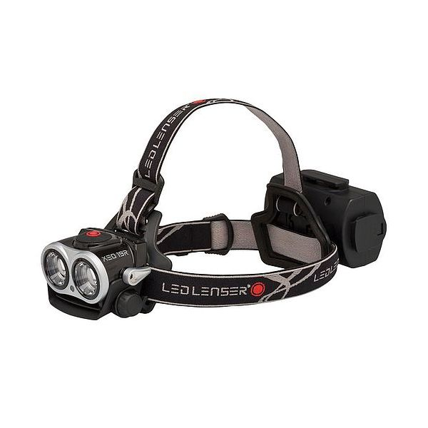 LED Lenser Svítilna čelová LEDLENSER XEO 19R ČERNÁ