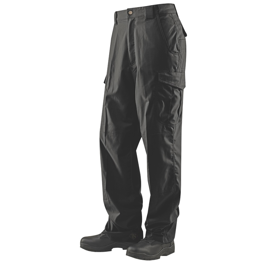 TRU-SPEC Kalhoty 24-7 ASCENT micro rip-stop ČERNÉ