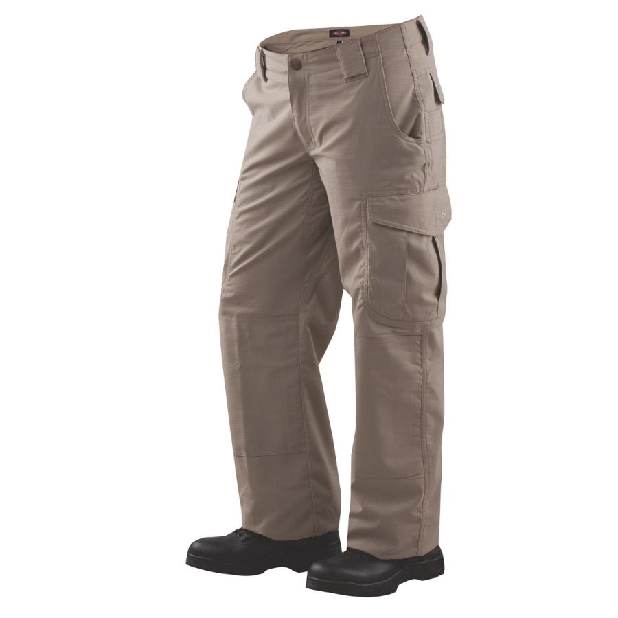 TRU-SPEC Kalhoty dámské 24-7 ASCENT micro rip-stop KHAKI
