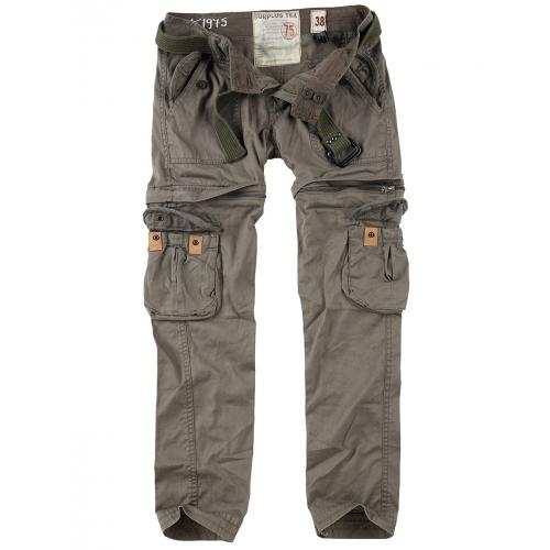 Kalhoty dámské TREKKING PREMIUM ZELENÉ - SURPLUS - Army shop ... ea15314bd5