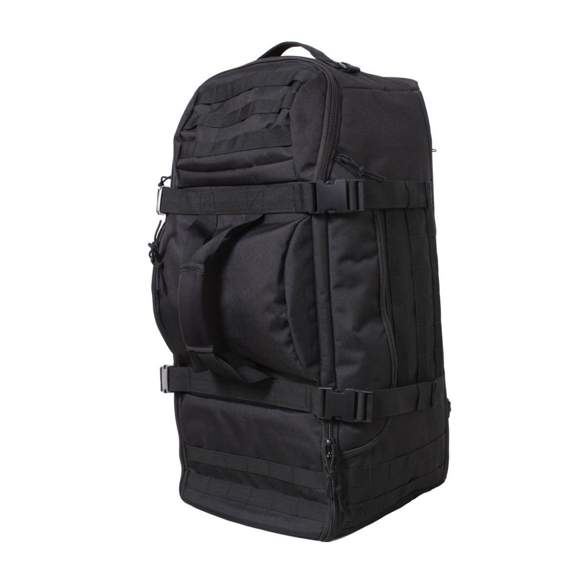 Batoh taška CONVERTIBLE MISSION 3v1 ČERNÝ - ROTHCO - Army shop ... 7fdfc4b08c