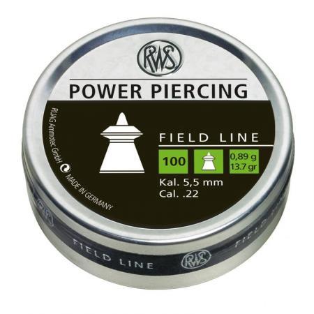 diabolo Power-Piercing, kal. 4,5 mm dóza 200 ks - zvìtšit obrázek