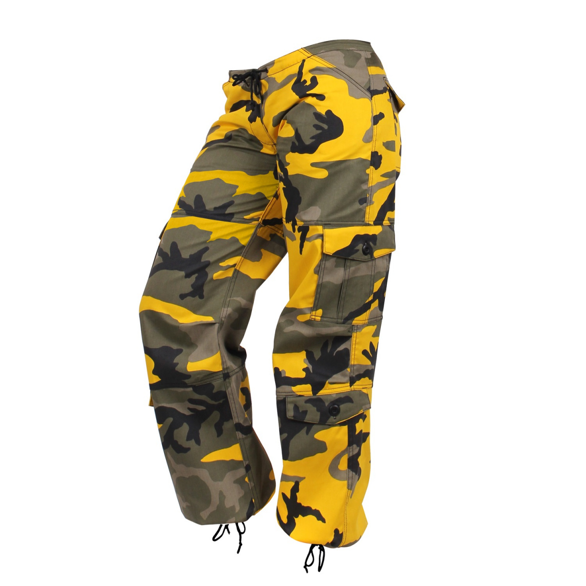 9a25165d0ab Kalhoty dámské PARATROOPER YELLOW CAMO - ROTHCO - Army shop armytrade.cz