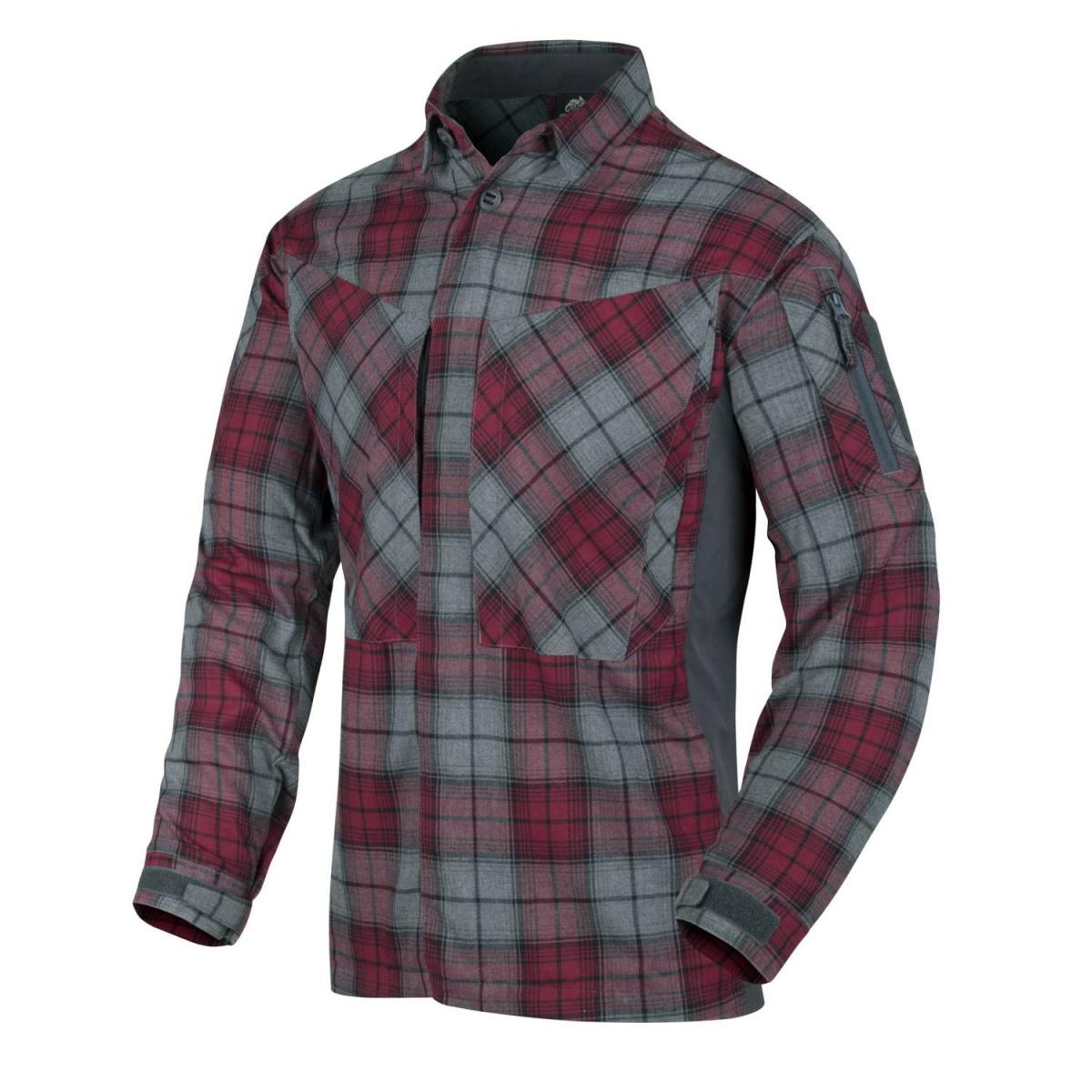Košile MBDU flanel RUBY PLAID - zvìtšit obrázek