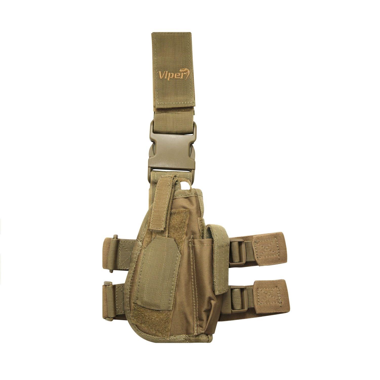Pouzdro pistolové stehenní VIPER COYOTE - zvìtšit obrázek
