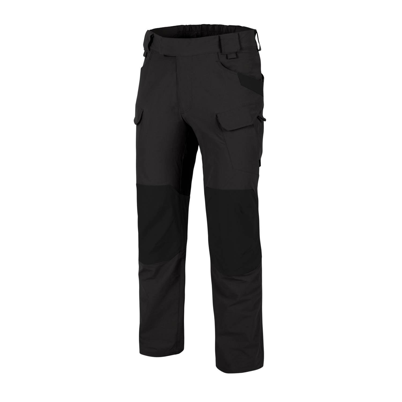 Kalhoty OUTDOOR TACTICAL® softshell Ash Grey / Black - zvìtšit obrázek
