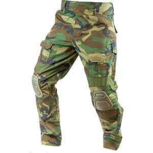 Kalhoty taktické ELITE GEN2 WOODLAND - zvìtšit obrázek