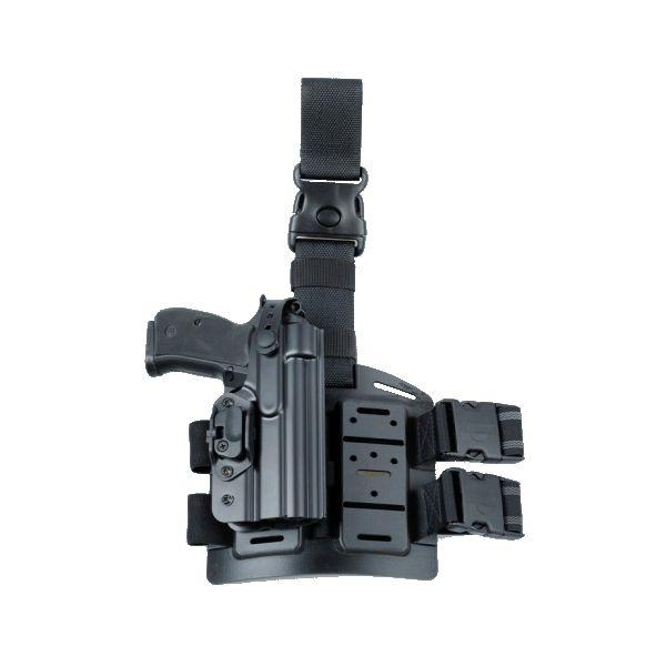 Pouzdro na pistol PRAVÉ 740 pro CZ 75 se stehenním závìsem 975 - zvìtšit obrázek