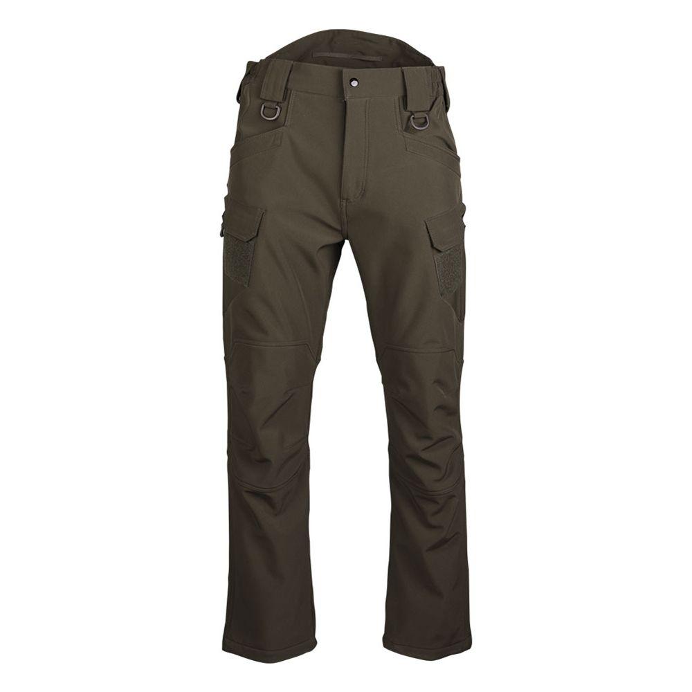 Kalhoty ASSAULT softshell RANGER GREEN - zvìtšit obrázek
