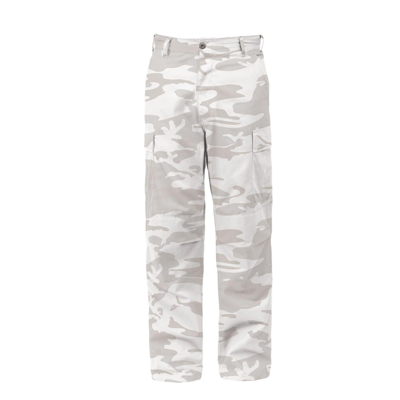 Kalhoty BDU WHITE CAMO - zvìtšit obrázek