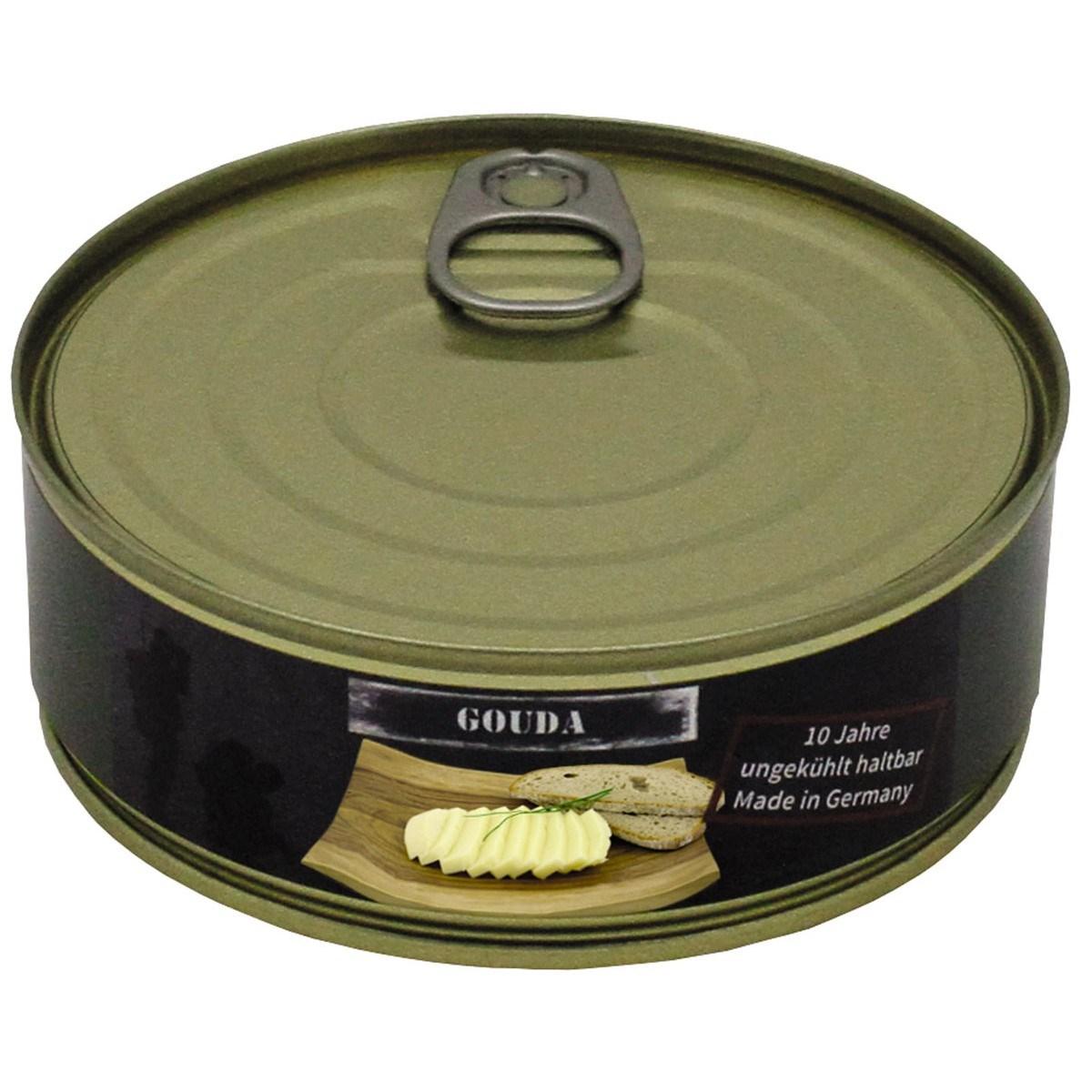 Sýr GOUDA v plechovce 200g - zvìtšit obrázek