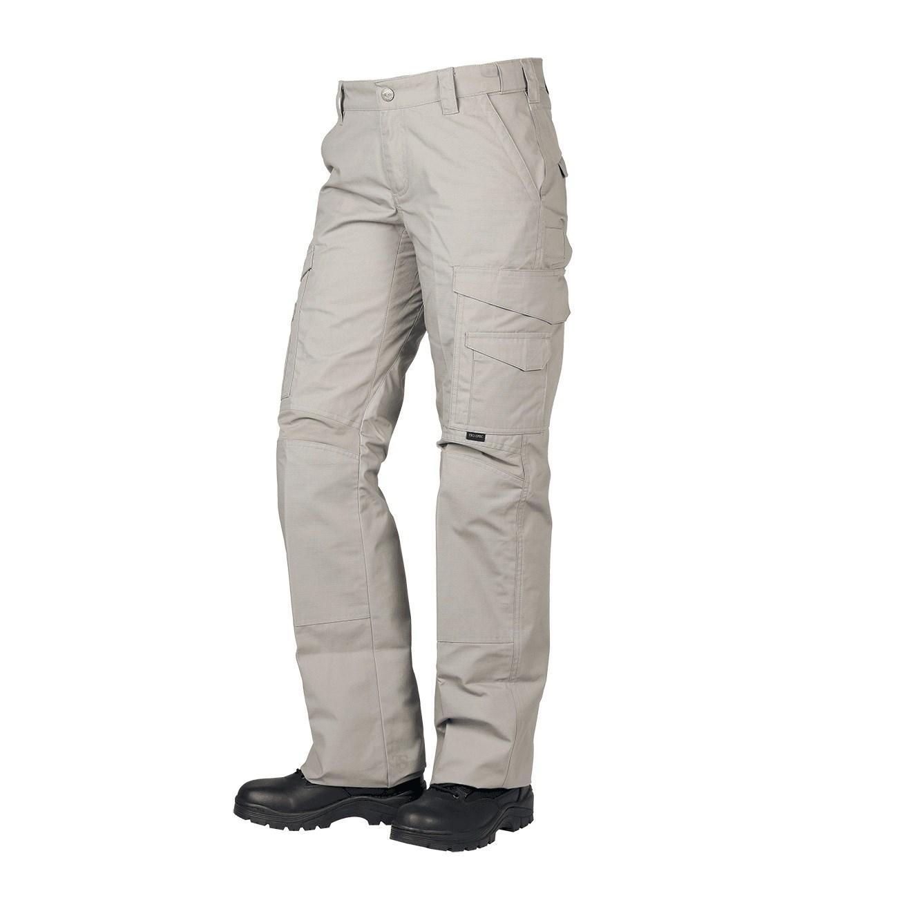 Kalhoty dámské 24-7 SERIES® PRO FLEX rip-stop KHAKI - zvìtšit obrázek
