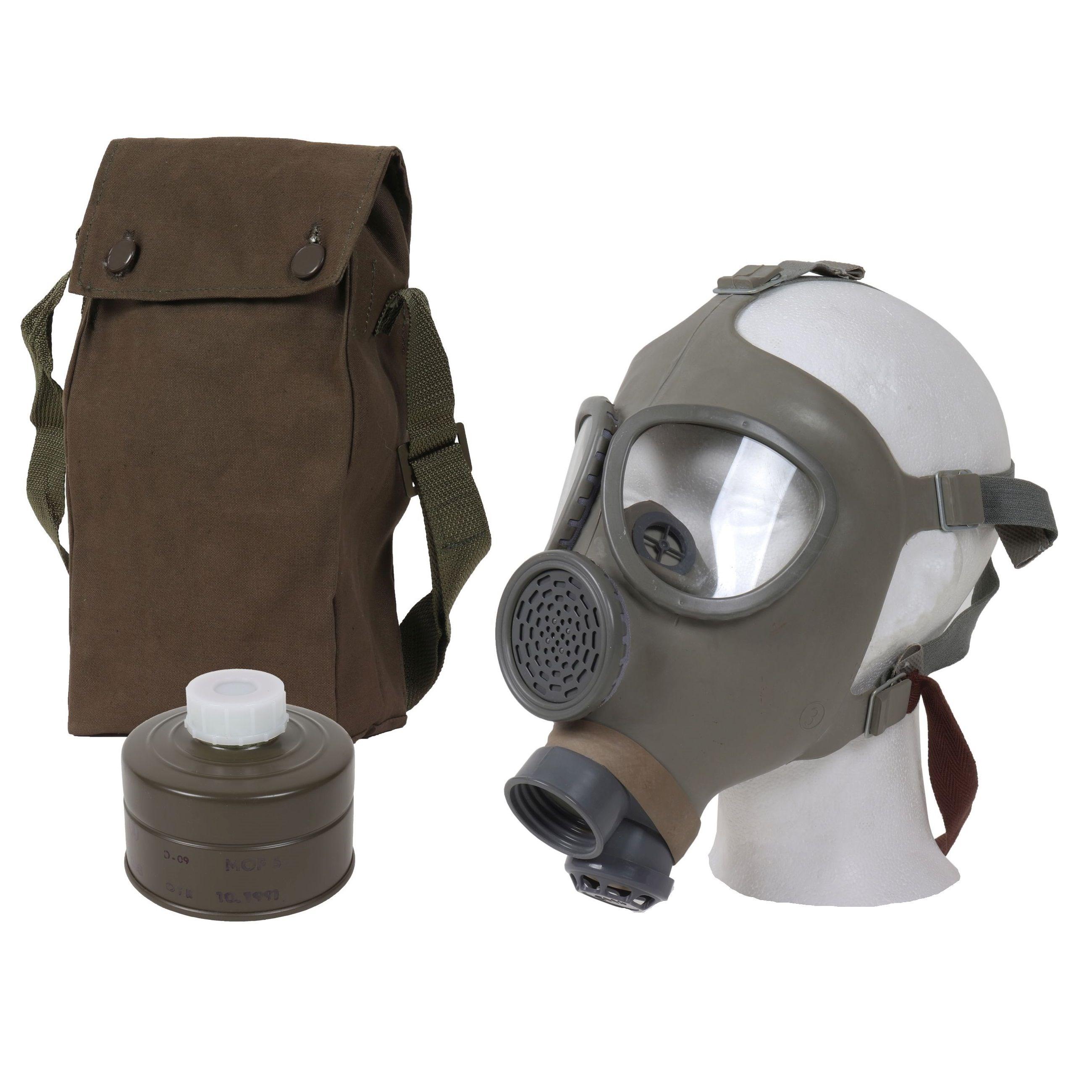 Maska plynová CM-4 kompletní - zvìtšit obrázek