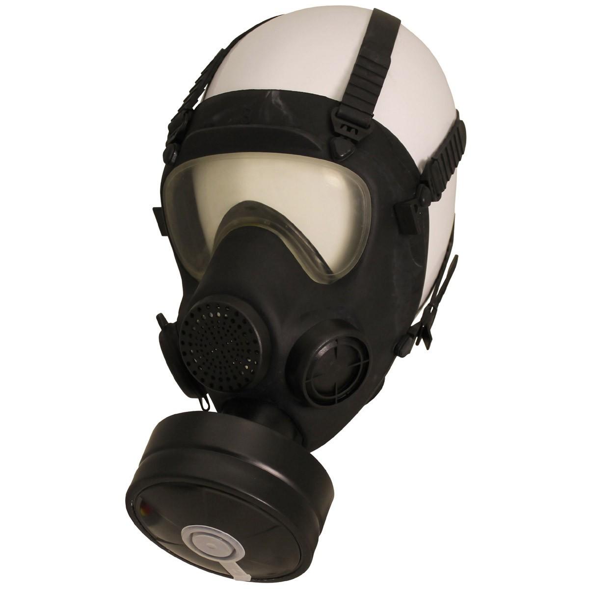 Maska polská MP5 kompletní s filtrem a brašnou NOVÁ - zvìtšit obrázek