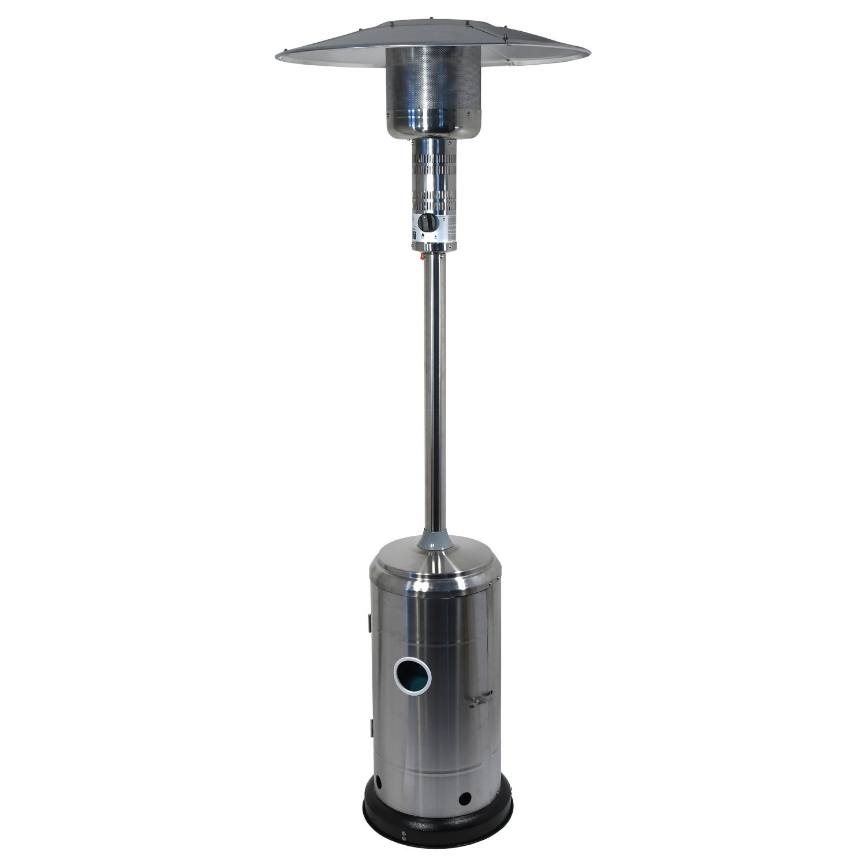 Plynový záøiè SILVER s regulátorem - zvìtšit obrázek