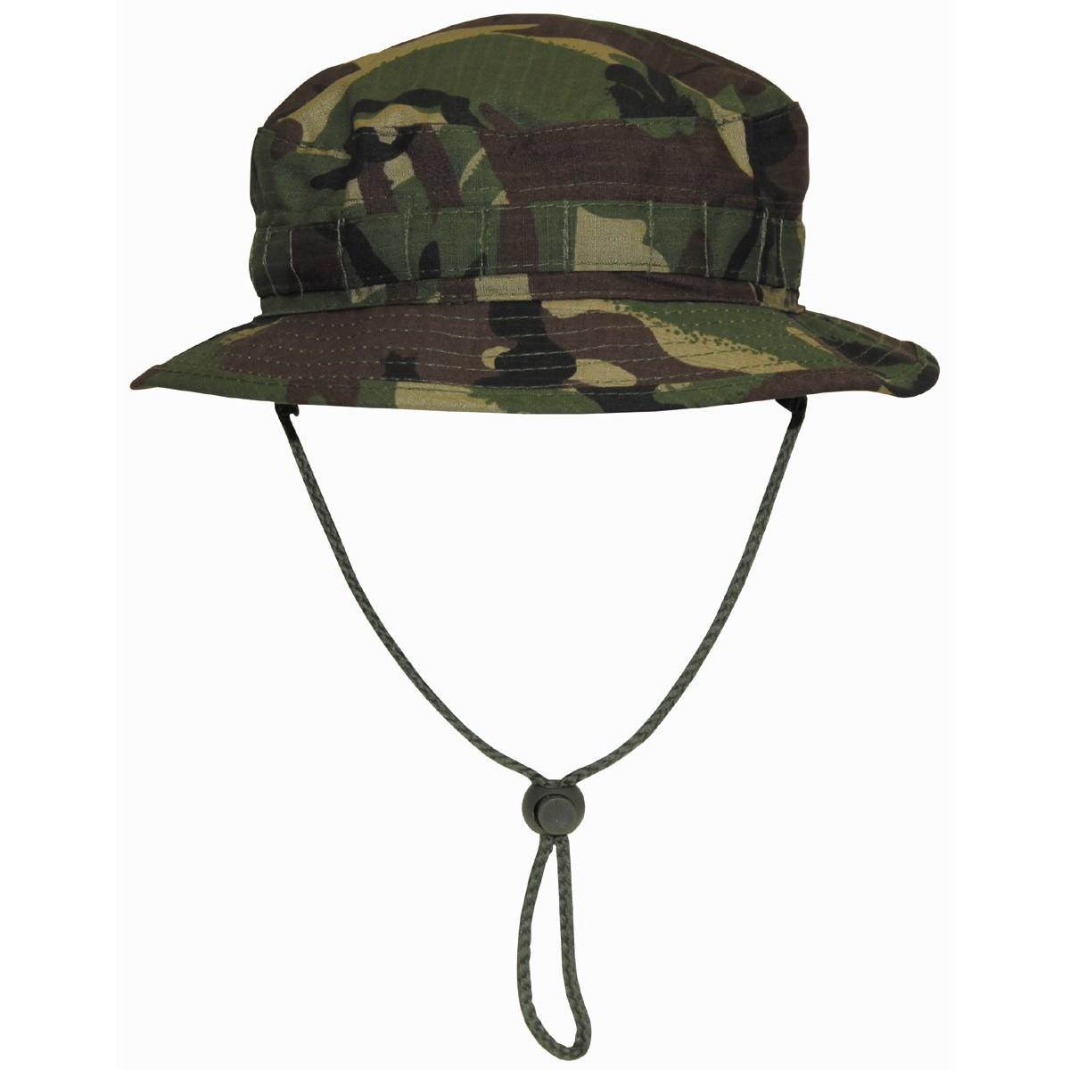 Klobouk Special Forces BRITSKÝ typ DPM - zvìtšit obrázek