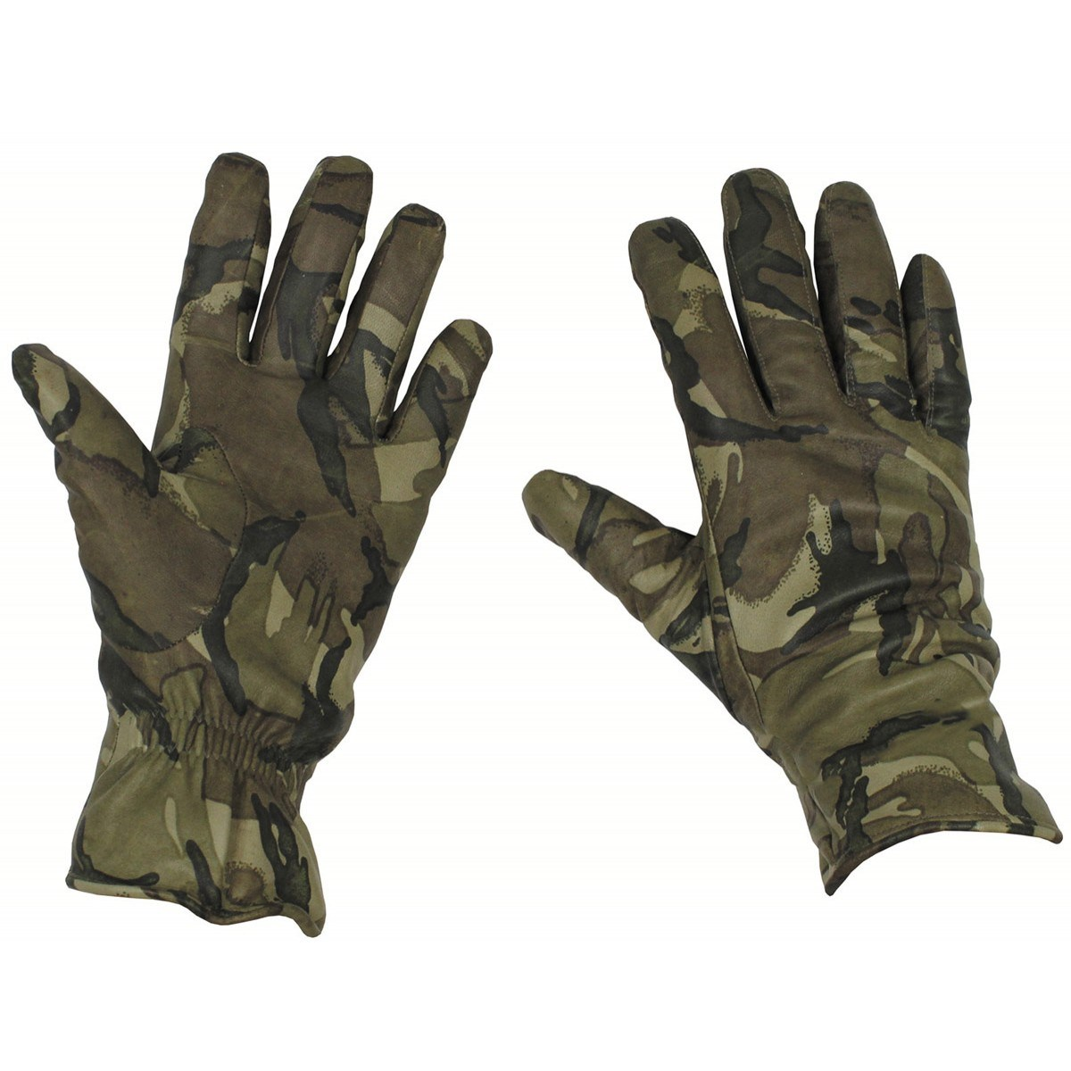 Rukavice kožené BRITSKÉ MK II Combat MTP použité - zvìtšit obrázek