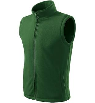 Dámská fleecová vesta MELODIE - Zelená - zvìtšit obrázek