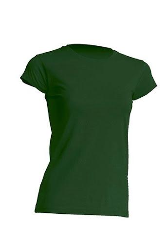 Dámské trièko Regular Lady - Zelené - zvìtšit obrázek