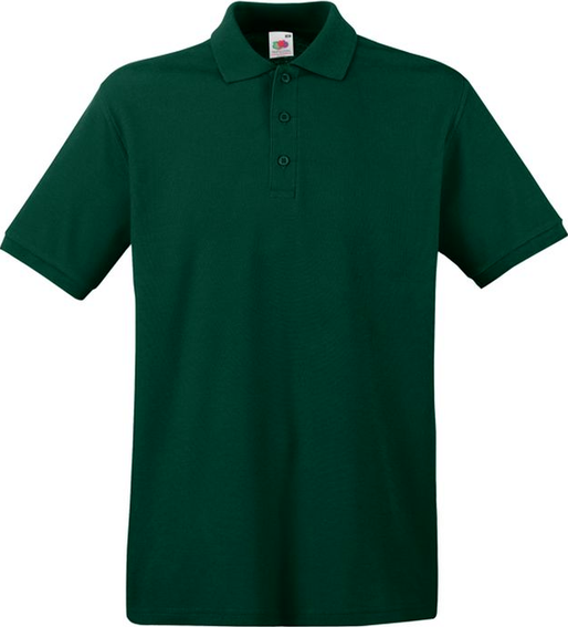 Pánská polokošile Premium Polo - Zelená - zvìtšit obrázek