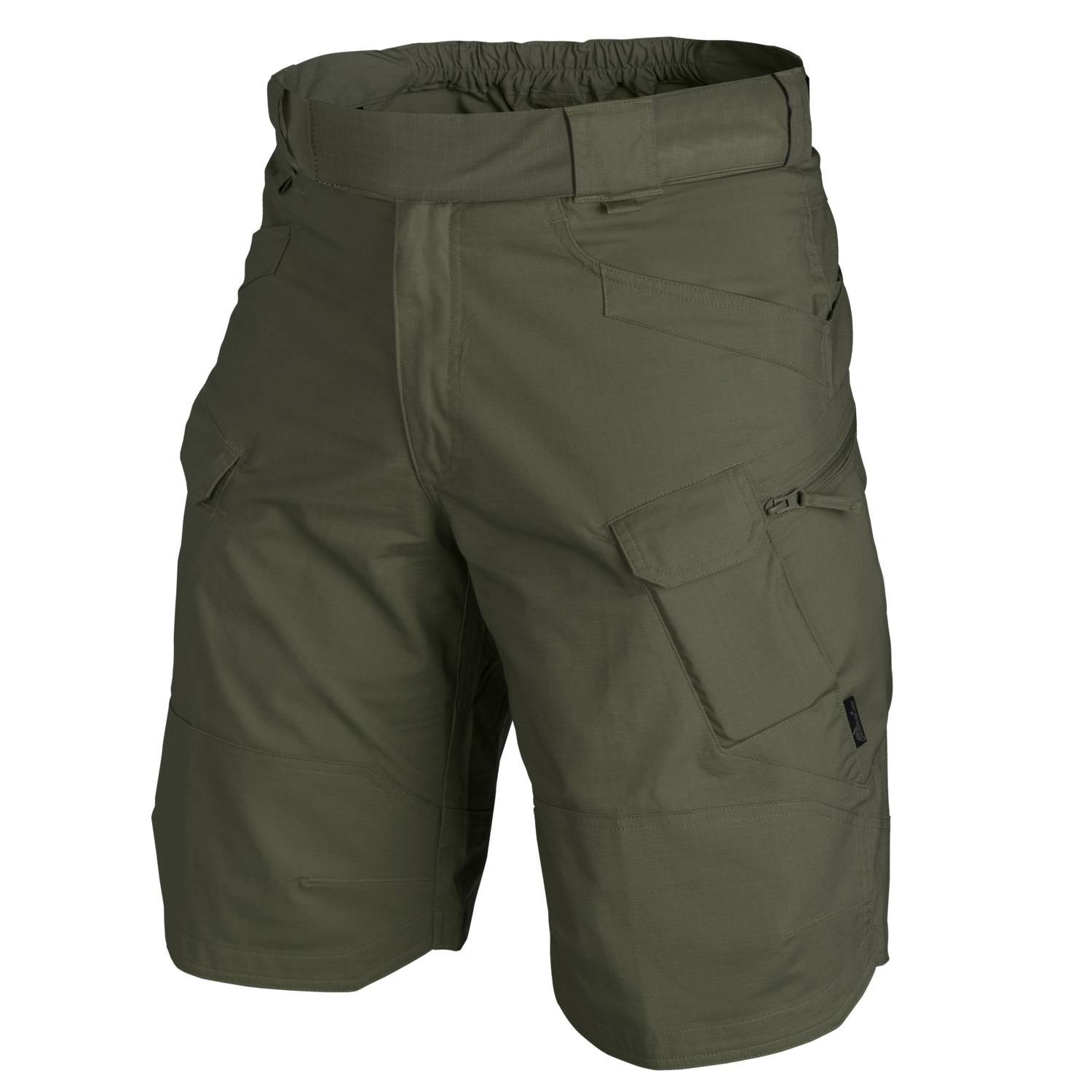 "Kra�asy URBAN TACTICAL 11"" rip-stop OLIVE GREEN - zv�t�it obr�zek"