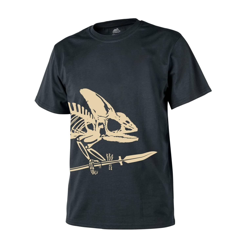 Triko skelet chameleona ÈERNÉ - zvìtšit obrázek