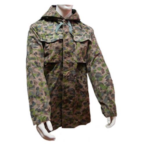 Bunda RAKOUSKÁ s kapucí K4 tarn AUSTRIA CAMO použitá - zvìtšit obrázek
