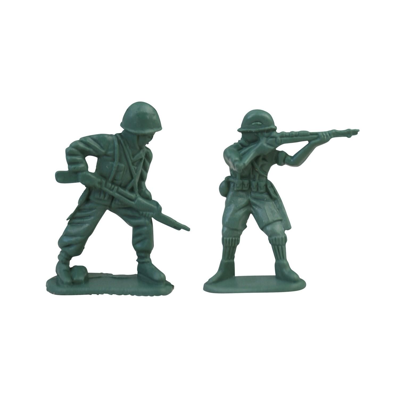 Vojáci figurky na hraní sada 108 kusù - zvìtšit obrázek