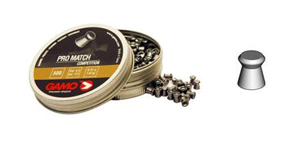 DIABOLKY GAMO PRO MATCH 250KS CAL.4,5MM - zvìtšit obrázek