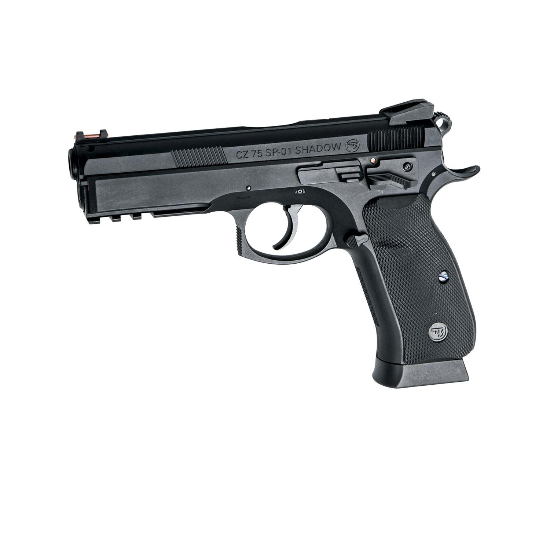 Pistole vzduchová ASG SP-01 SHADOW CO2 - BB 6mm - zvìtšit obrázek